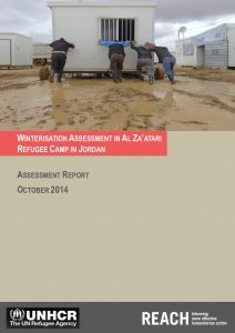 JOR_Report_SyriaCrisis_AlZaatariCamp_WinterisationAssessment_Oct2014