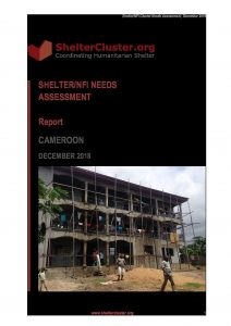 CMR_Report_Shelter Cluster_Shelter and NFI Needs Assessment_December 2018