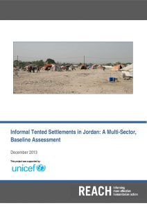 JOR_Report_SyriaCrisis_InformalSettlements_MultiSectorBaselineAssessment_Dec2013