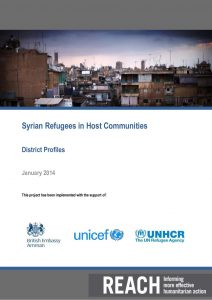 JOR_District Profiles_Syrian Refugees in Host Communities_British Embassy_Jan2014