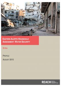 SYR_Report_Eastern_Aleppo_Water_Security_Aug2015