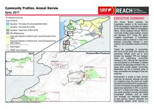SYR_SituationOverview_Syria_CommunityProfilesAnnualReview2017_Mar2018
