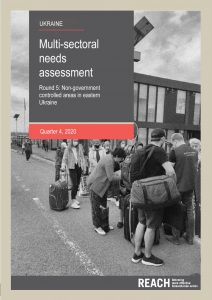 Report of the Multi-Sectoral Needs Assessment in non-government controlled areas of Ukraine (round 5) - Q4 2020