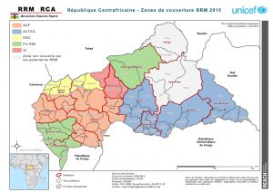 CAR_Map_RRM Zones Couverture_February 2015_A3